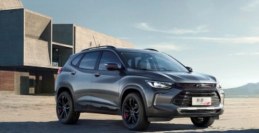 Chevy Tracker Revealed at 2019 Shanghai Motor Show