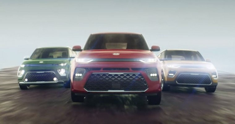 Kia Ditches Iconic Hamsters to Promote the 2020 Soul
