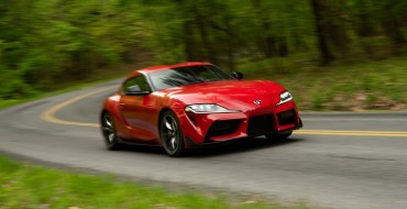 Toyota Supra Could Still Get a Manual