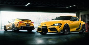This Is What You Get From a Toyota Supra TRD