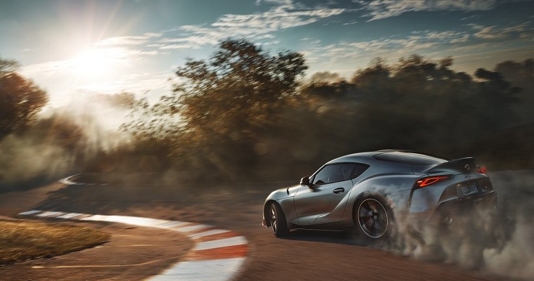 The 2020 Toyota Supra is Finally Here, and It's Oh So Good
