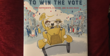 Book Review: 'Around America to Win the Vote'