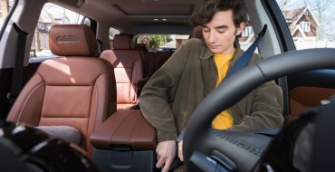 Teen Drivers Receive Alerts To Fasten Seat Belts With New Tech From Chevy