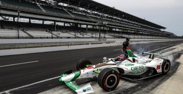 Rookie Herta Leads Honda Qualifiers in Indy 500