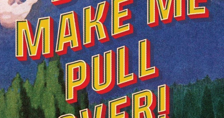 """Book Review: """"Don't Make Me Pull Over"""" by Richard Ratay"""