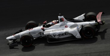 Honda Strong on 'Carb Day' As It Seeks 13th Indy 500 Win