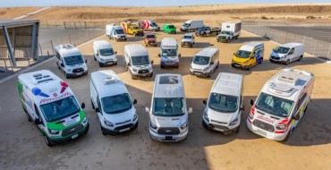Ford Convertor Day in Dubai Launches QVM Program