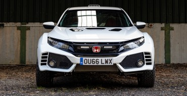 Someone Made Civic Type R Off-Roader, And You Can Buy One