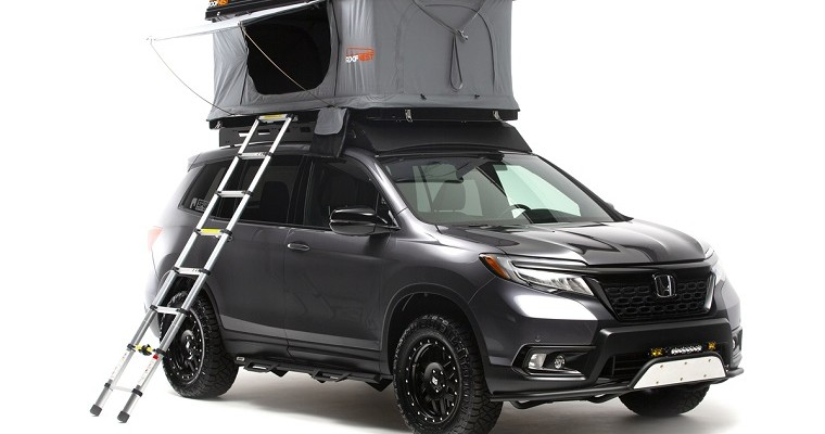 Honda Gets Ready to Show Off Adventure Lifestyle Project
