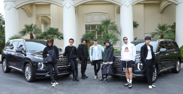 BTS Arrived at the Billboard Music Awards in Hyundai Palisades Before Winning Big