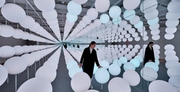 Discover Interactive Art at Intersect by Lexus