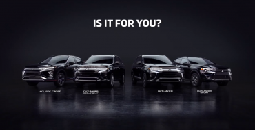 New Series of Mitsubishi Ads Focus on the Brand's Crossover Lineup