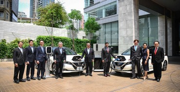 EV-Home Charging Possible In Thailand Thanks To Nissan And Delta Partnership