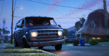"Trailer for the Latest Pixar Movie ""Onward"" Features Two Elf Brothers Driving a Van"