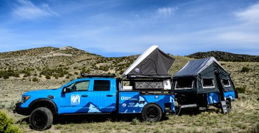 Nissan Donates Truck to Grand Canyon Service Conservancy