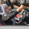 Ford Driving Skills for Life Saudi Arabia Hosts Men and Women at the Same Time