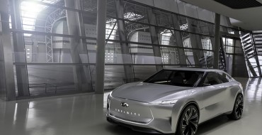 The INFINITI Qs Inspiration Rethinks the Sport Sedan