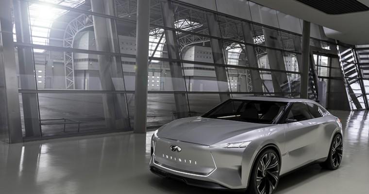 The INFINITI Qs Inspiration Rethinks the Sport Sedan