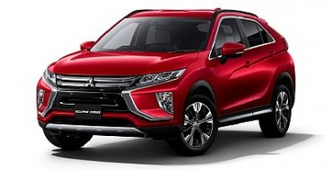 IIHS Names Mitsubishi Eclipse Cross Top Safety Pick