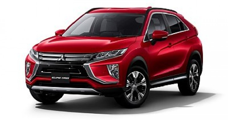 2020 Eclipse Cross Earns 5-Star Overall Safety Rating
