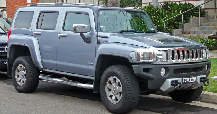 The Hummer Could Return as an EV