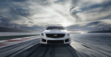 2019 Cadillac CTS-V Sedan Model Overview