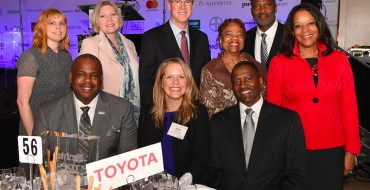 Toyota Recognized as Leading Company for Diversity