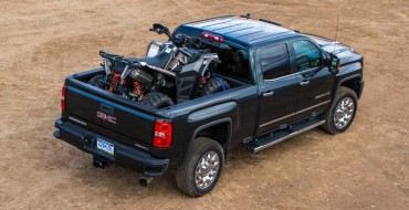 The Silverado and Sierra Might Get Independent Rear Suspension