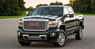 2019 GMC Sierra 2500HD Overview