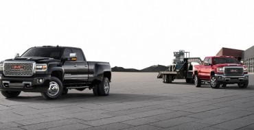 2019 GMC Sierra 3500HD Overview