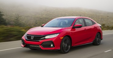 2019 Honda Civic Hatchback Beats Toyota Corolla in Head-to-Head