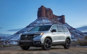 2019 Honda Passport Gets 5-Star Safety Rating
