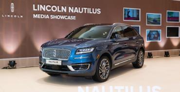 South Korea Says Annyong to the 2019 Lincoln Nautilus at Media Showcase
