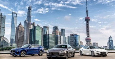 Maserati Goes On Grand Tour to Celebrate Double Anniversary