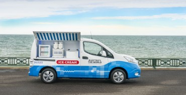 Nissan Serves Guilt-Free Ice Cream in the U.K.