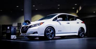 Nissan LEAF Owners Get Fast Charge Update