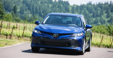 Toyota Sales Up 4% in May 2019