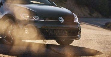 Volkswagen Golf GTI Receives Top Safety Pick Rating from IIHS