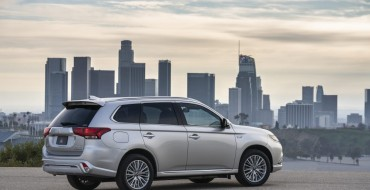 Outlander PHEV Named to List of Best Plug-in Hybrid Cars