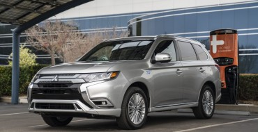 NHTSA Gives 2020 Mitsubishi Outlander PHEV a High Safety Rating
