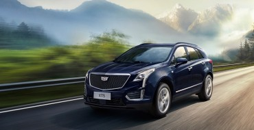 China Gets First Look at 2020 Cadillac XT5