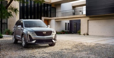 IIHS Gives 2020 Cadillac XT6 a Top Safety Pick+ Rating
