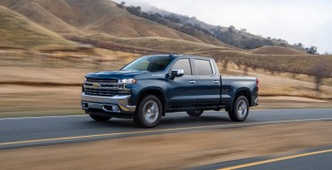 2020 Silverado 1500 Earns Kelley Blue Book Five-Year Cost to Own Award