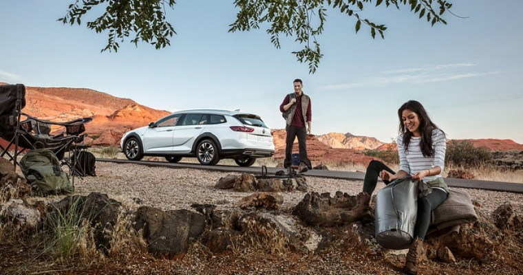 Buick Regal TourX Owners Are the Brand's Most Affluent Customers