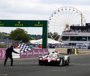 Toyota Wins Second Straight Le Mans, But Not Without Drama