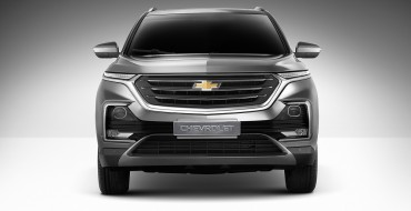 New Chevrolet Captiva Design Inspired by Stealth Fighters