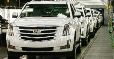 $20 Million Investment Boosts Plant That Assembles Cadillac Escalade