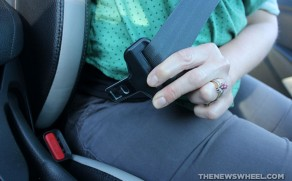 An Alarming Number of People Don't Use Seat Belts in Rideshares