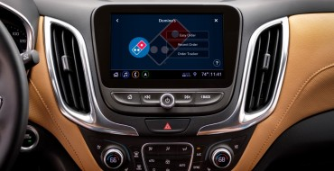 Chevy and Domino's Satisfy Drivers' Pizza Cravings