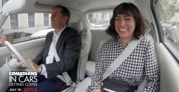 """Comedians in Cars Getting Coffee"" Returns July 19 with New Guests"